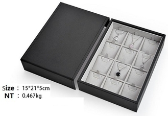 Wear-resisting Scratch-resistant Jewellery Watch PU Cargo Pallets Necklace And Ring